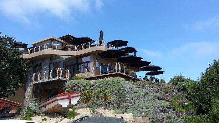 Salinas Beach Restaurant Wilderness